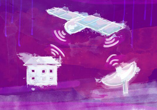 Satelitný internet od Tooway