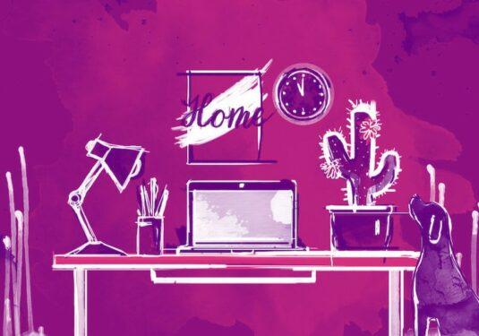 Home office: tipy ako pracovať z domu z 13-ročnej praxe